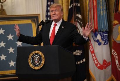 donald trump free trade