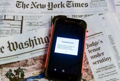 presidential alerts