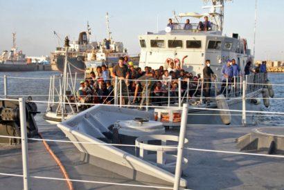 migrants libya populism