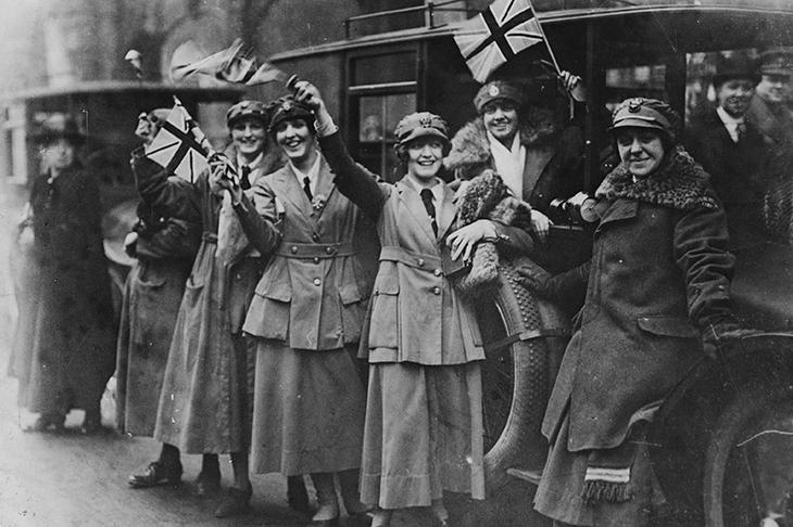 1918 armistice