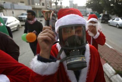 israel palestine christmas