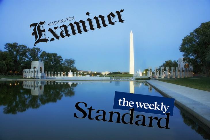 washington examiner weekly standard
