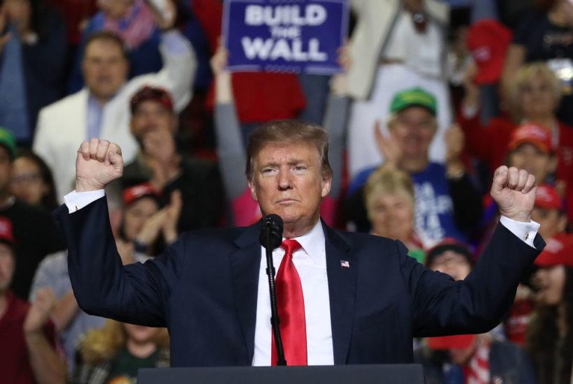 donald trump border