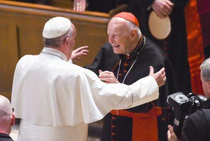 mccarrick pope francis