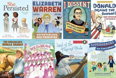politicized childrens books
