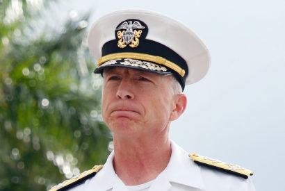 venezuela US Navy Admiral Craig S. Faller