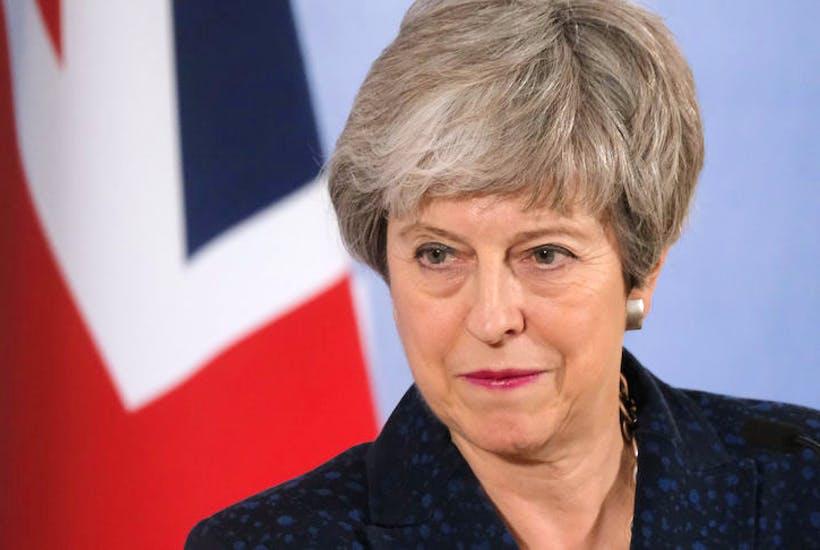 theresa may brexit delay