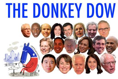 donkey dow bayonetting