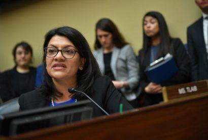 Rashida Tlaib anti-semitism