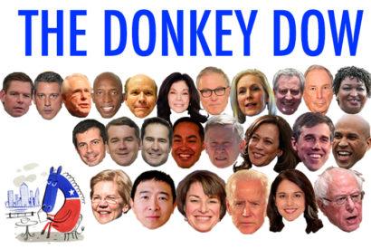 donkey dow warren's