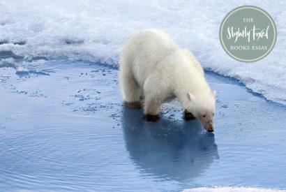 slightly foxed arctic