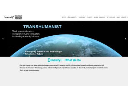 transhumanism humanity +
