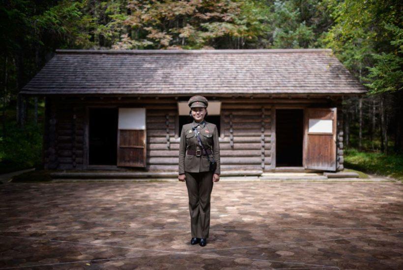 north korea michael palin
