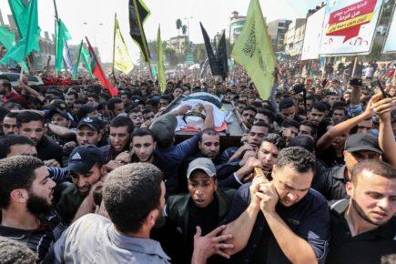 gaza palestinian islamic jihad baha abu al-ata