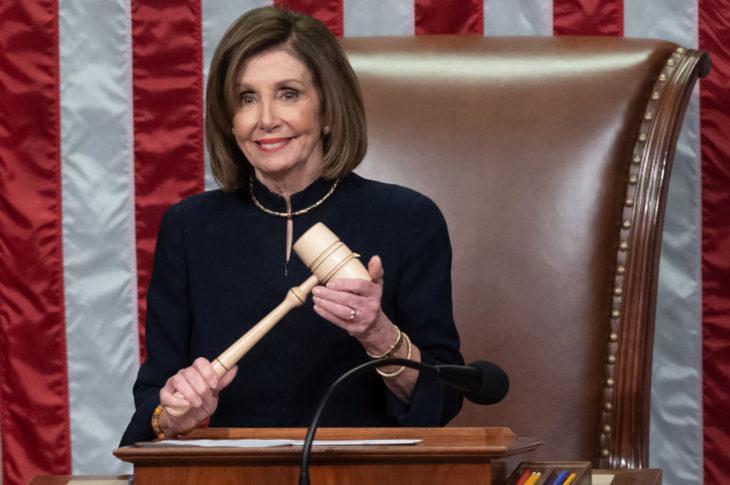 nancy pelosi impeachment spectacle