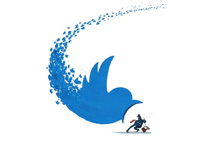 Twitter has stolen my life | Spectator USA