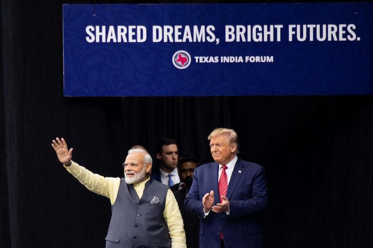 US-Indo alliance