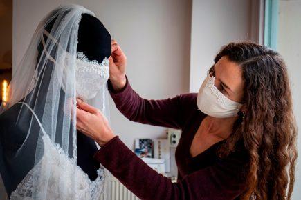 covid brides