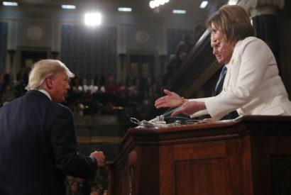 President Trump and Speaker Pelosi