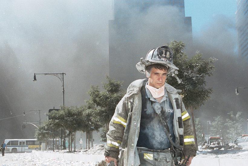 9/11 lockdown 2001