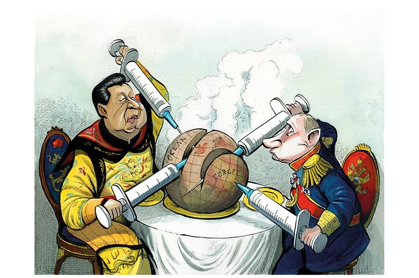 vaccine diplomacy sinopharm